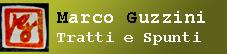 Marco Guzzini – Tratti e Spunti Logo