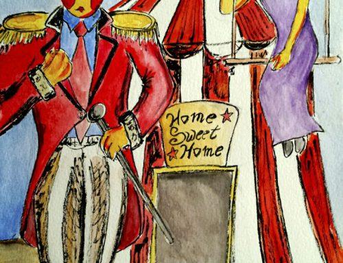 Casa dolce Casa, Breve Illustrazione Narrata