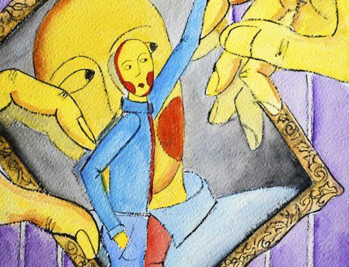 Il Volontario , Breve Illustrazione Narrata