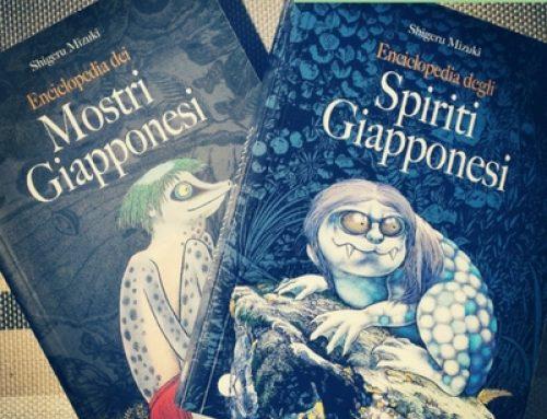Mostri e Spiriti Giapponesi – Spunti dalla libreria creativa