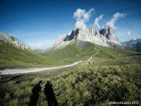 Trekking intorno al Sassolungo