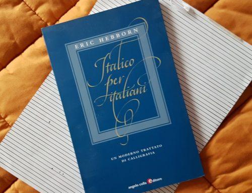 Italico per italiani (un moderno trattato di calligrafia) – #libreriacreativa