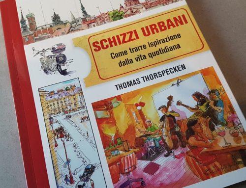 Schizzi Urbani – #libreriacreativa