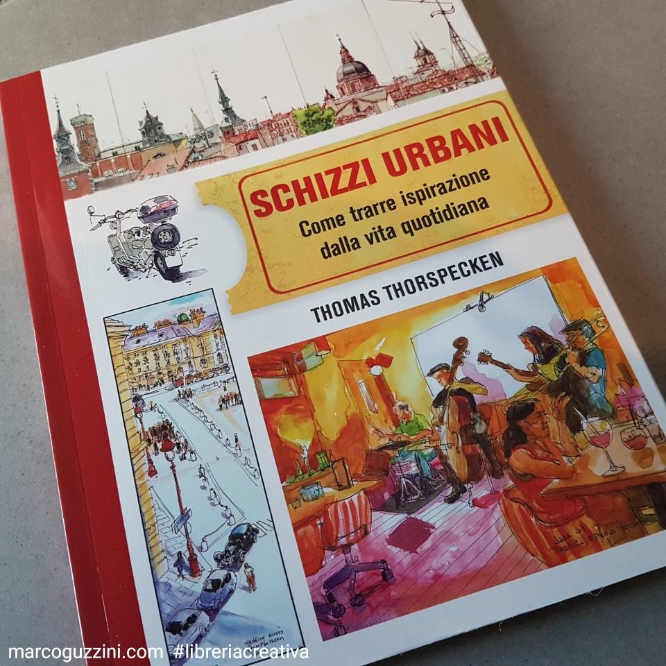libro schizi urbani Thomas Thorspecken
