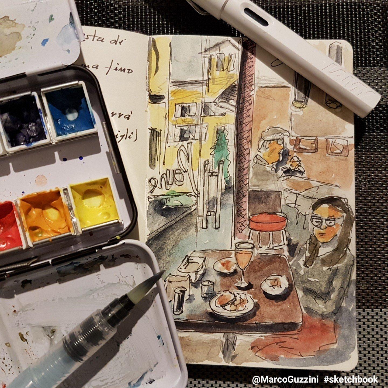 sketchbook a brescia