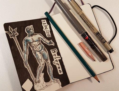 Disegnare a Bologna (Sketchbook)