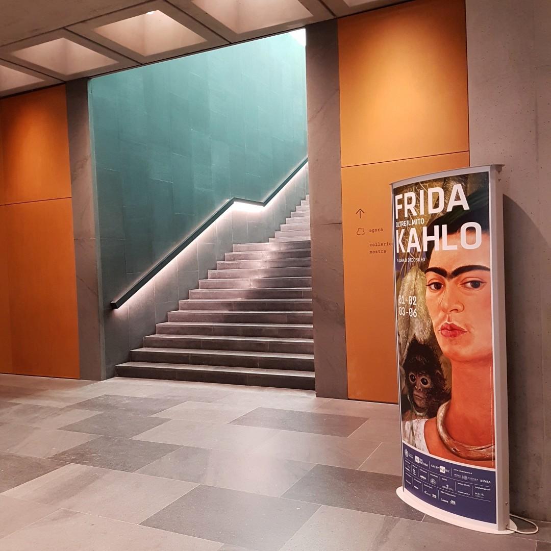 mostra di frida Kahlo a milano