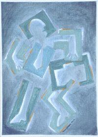 Lunedì mattina pittura Guzzini