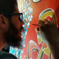 quadri su commissione pittura acrilica