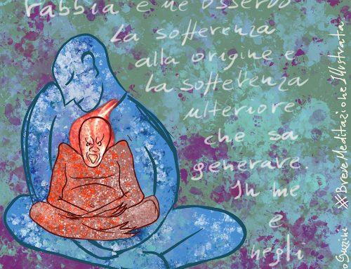 Mindfulness, mi prendo cura della rabbia