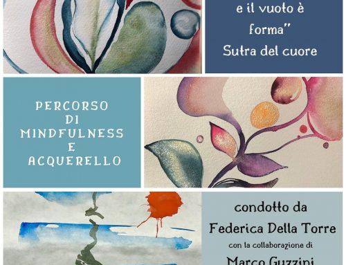 Mindfulness e Acquerello : una proposta per voi